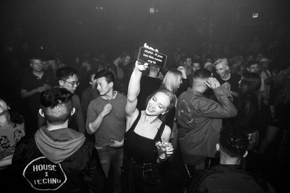 THE CHEMICAL BROTHERS L.A AFTER PARTY MAY 2019 -