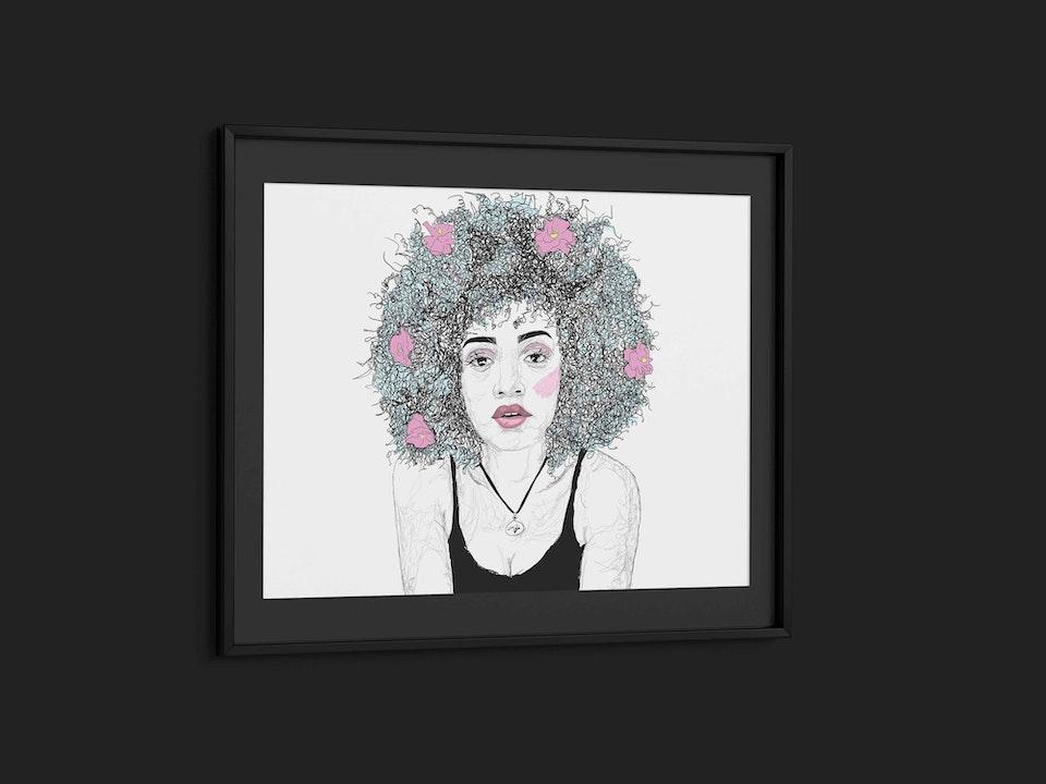 LEMOBOY ART - Unlimited Beauty Rose