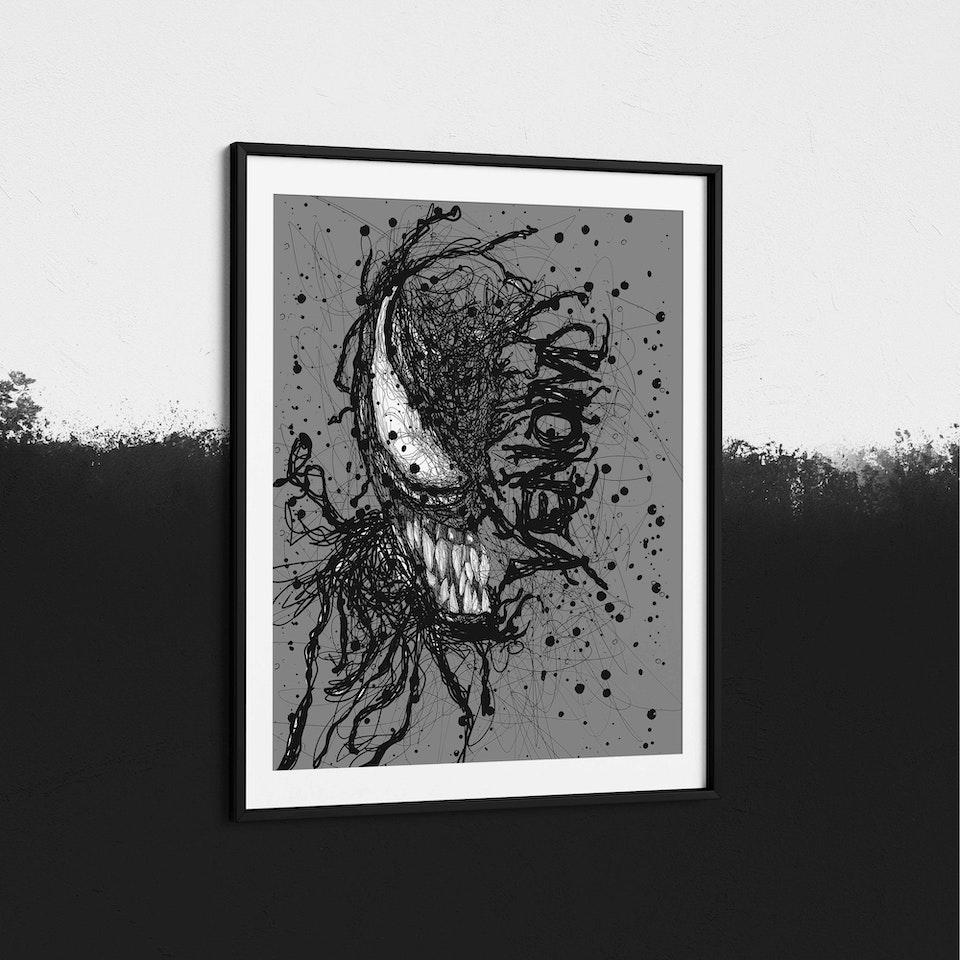 LEMOBOY ART - We are Venom