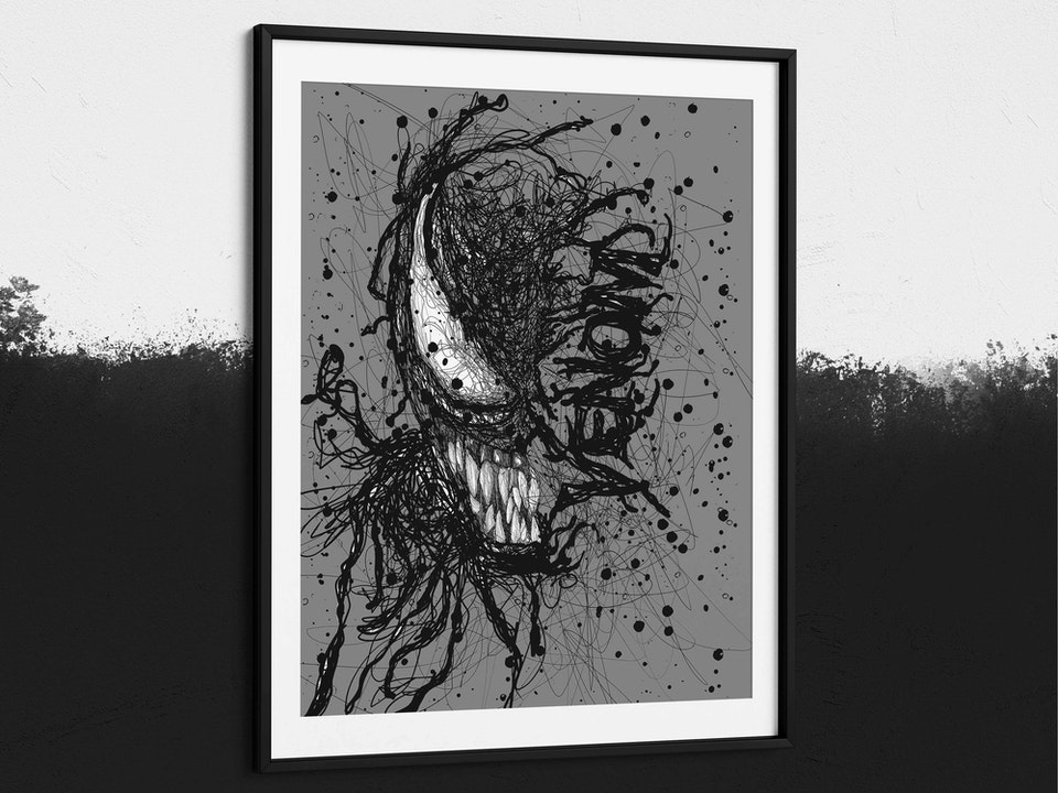 LEMOBOY ART - We are Venom