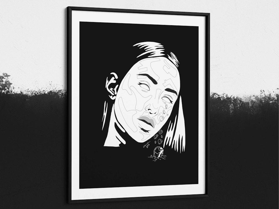 LEMOBOY ART - Painkiller is a Myth