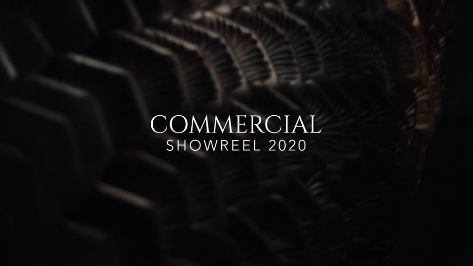 BRAVEN CINEMATOGRAPHY - Commercial Showreel 2020