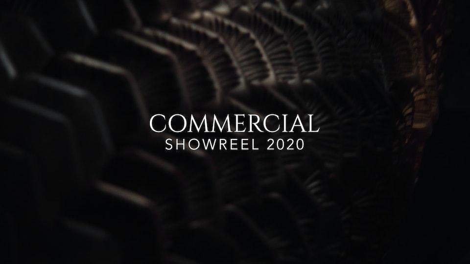 BRAVEN CINEMATOGRAPHY - Commercial Showreel 2020