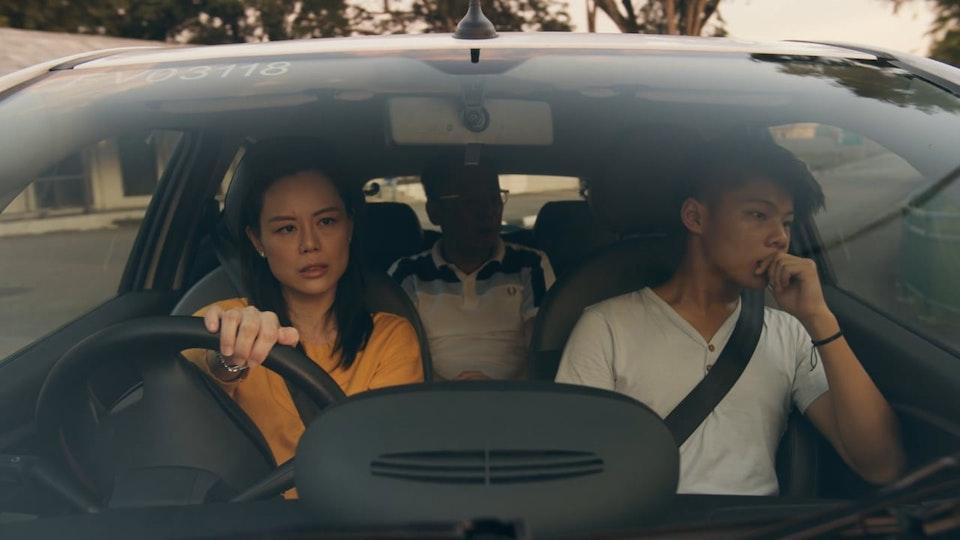 BRAVEN CINEMATOGRAPHY - BlueSG Car Commercial