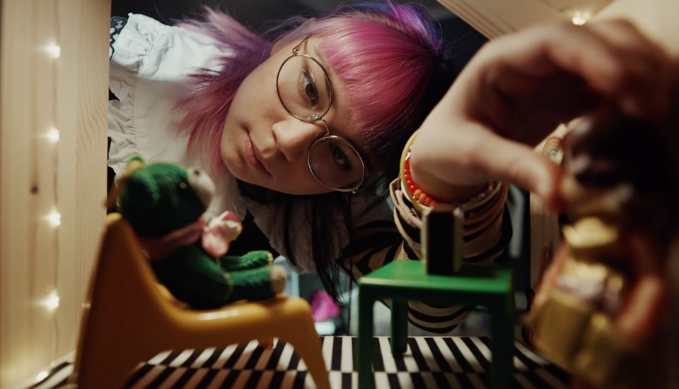 Beatrice Pegard - Ikea - The Dollhouse