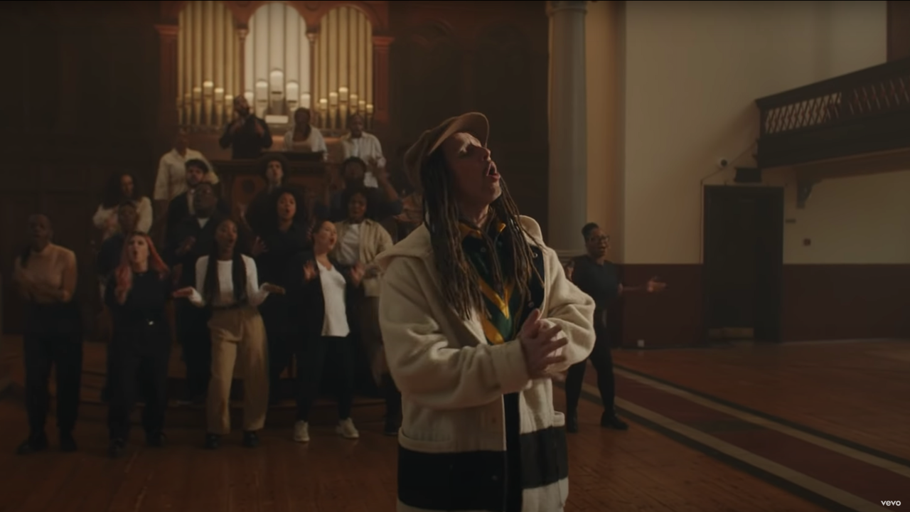JP Cooper 'Holy Water at the Round Chapel'