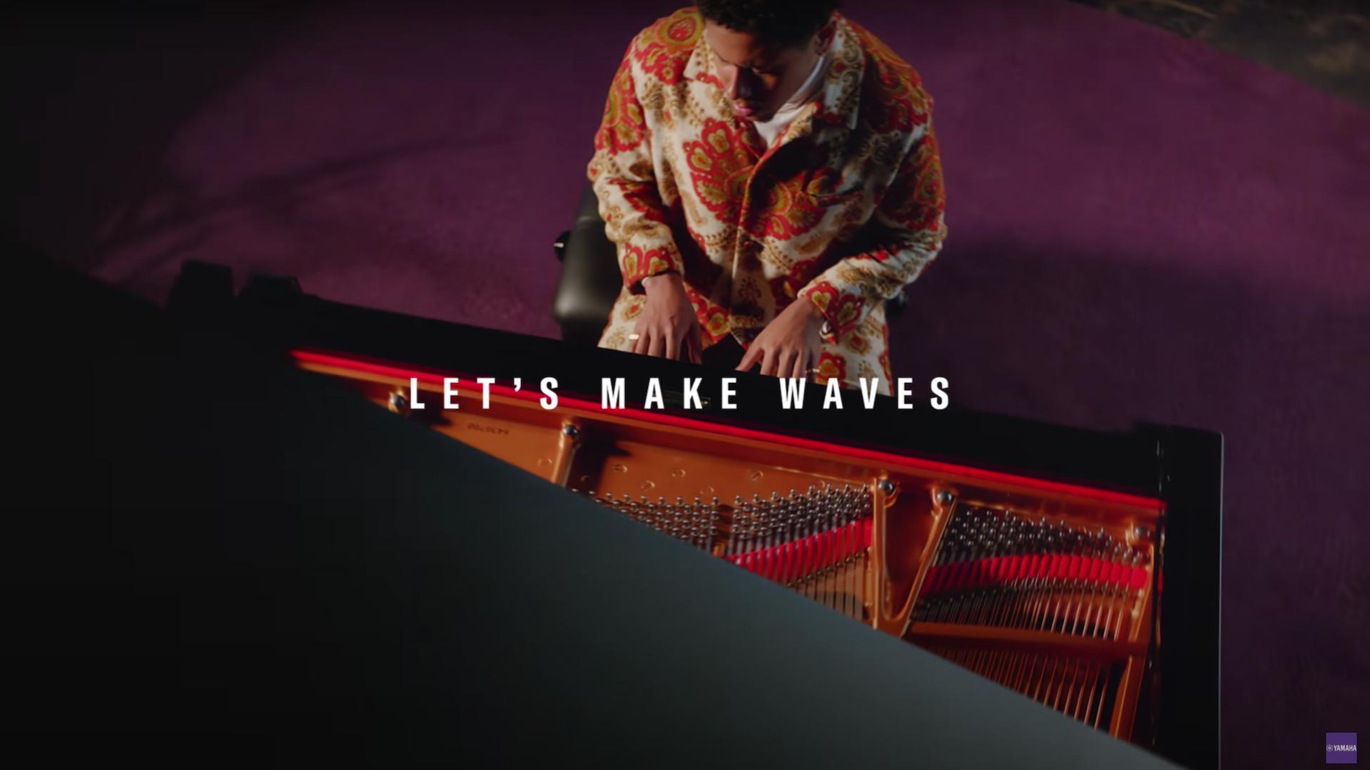 Yamaha 'Make Waves'