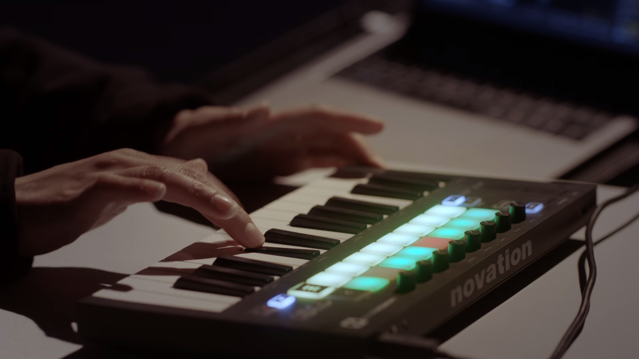 Made to express // Novation                                                Ikonika + MUNGO 'Nobody' // Will Dohrn