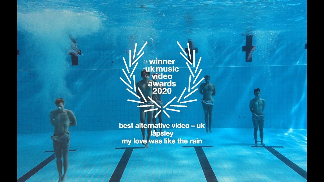 Låpsley 'My Love Was Like the Rain' Camille Summers-Valli