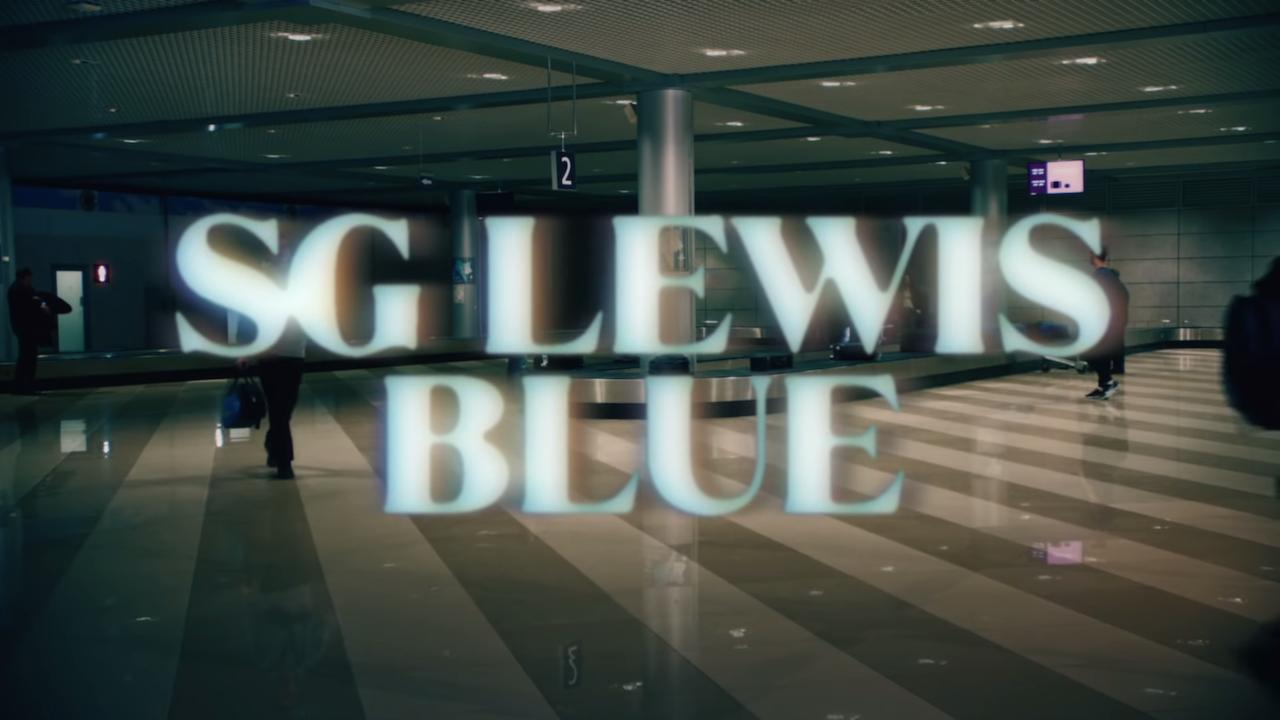 SG Lewis 'Blue'