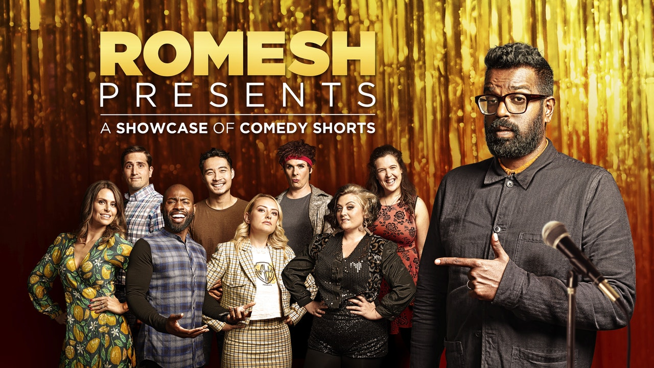 ROMESH PRESENTS...