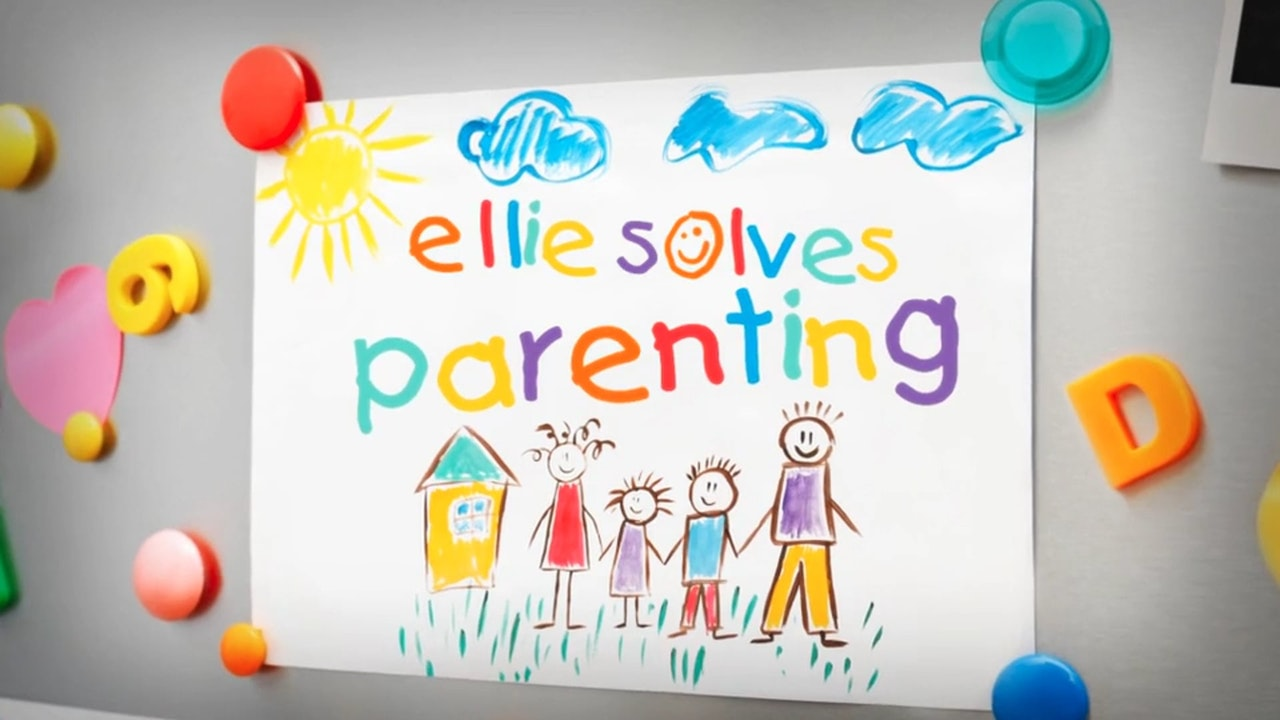 Ellie Taylor Solves Parenting