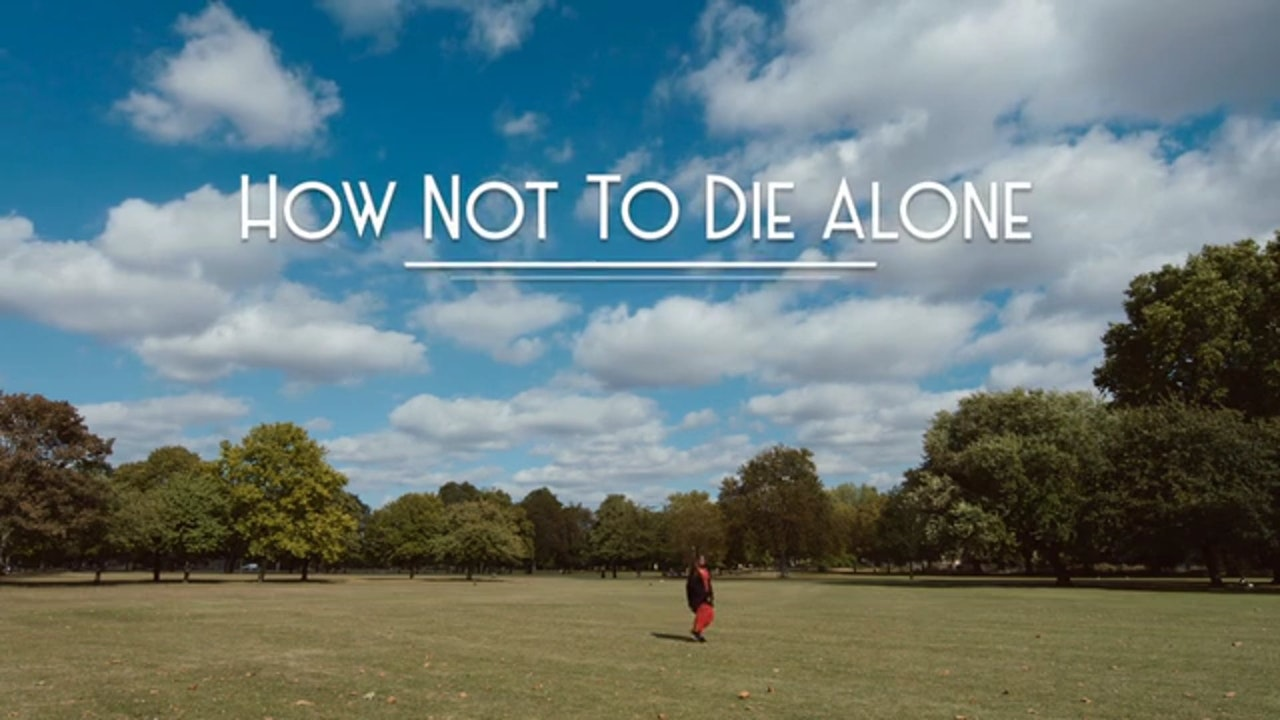 How Not to Die Alone - London Hughes