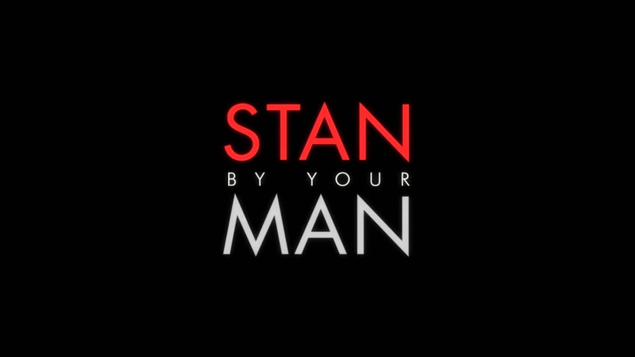 STAN BY YOUR MAN - DARREN HARRIOT