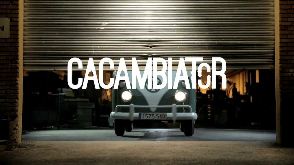 TSUNAMI FILM HOUSE - The Cacambiator