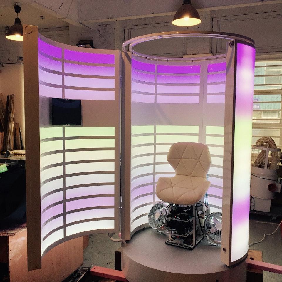 Booth Multi+sensory+creative+build