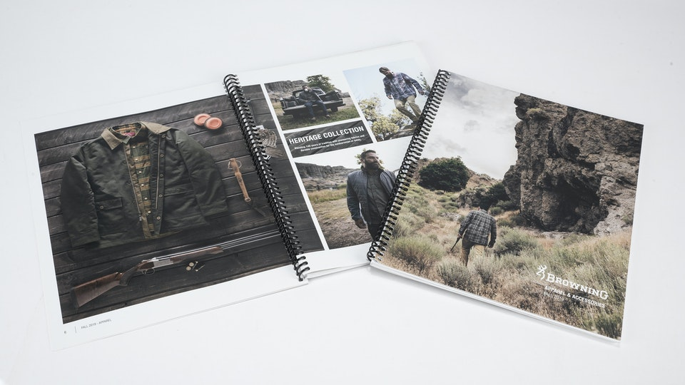 2019 Apparel & Accessories Catalogs   Browning