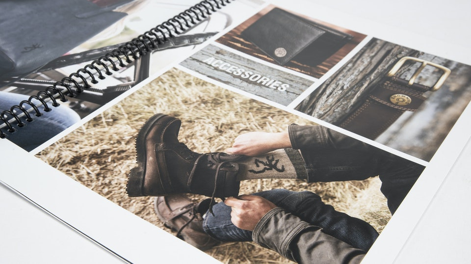 2019 Apparel & Accessories Catalogs | Browning