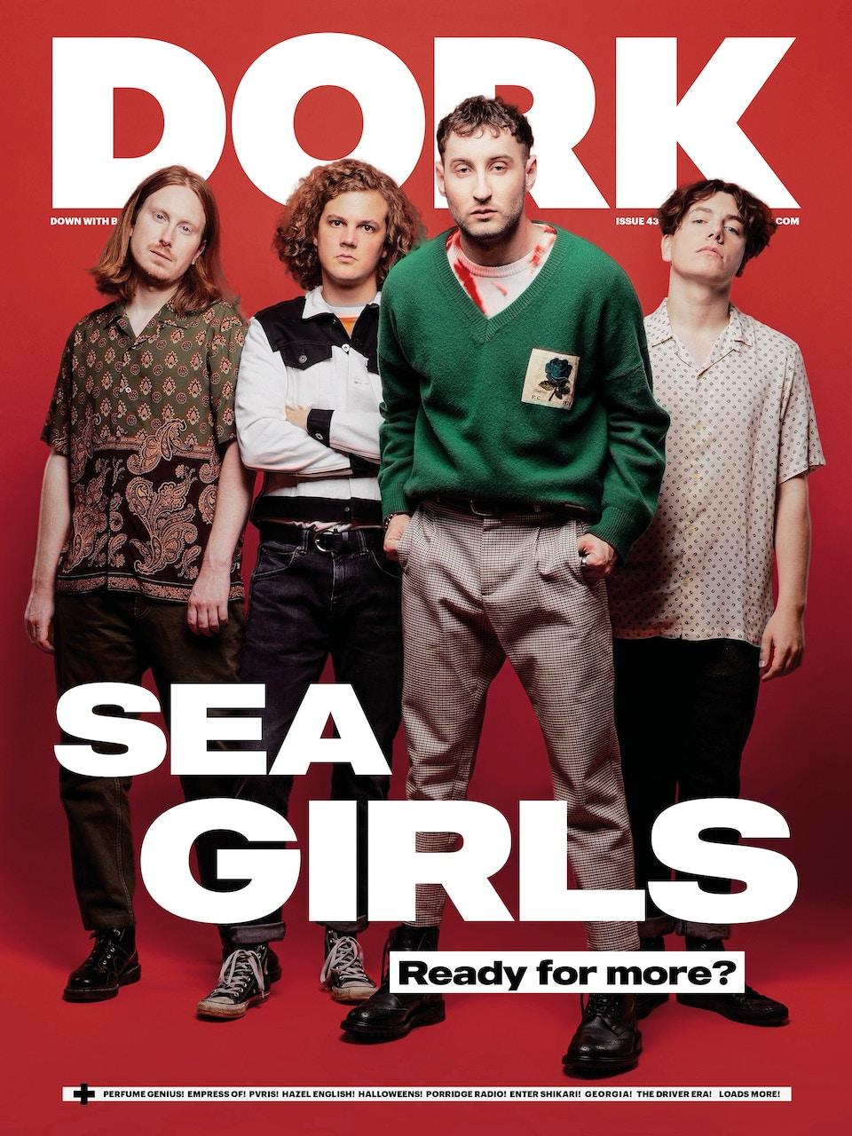 SEA GIRLS X DORK MAG