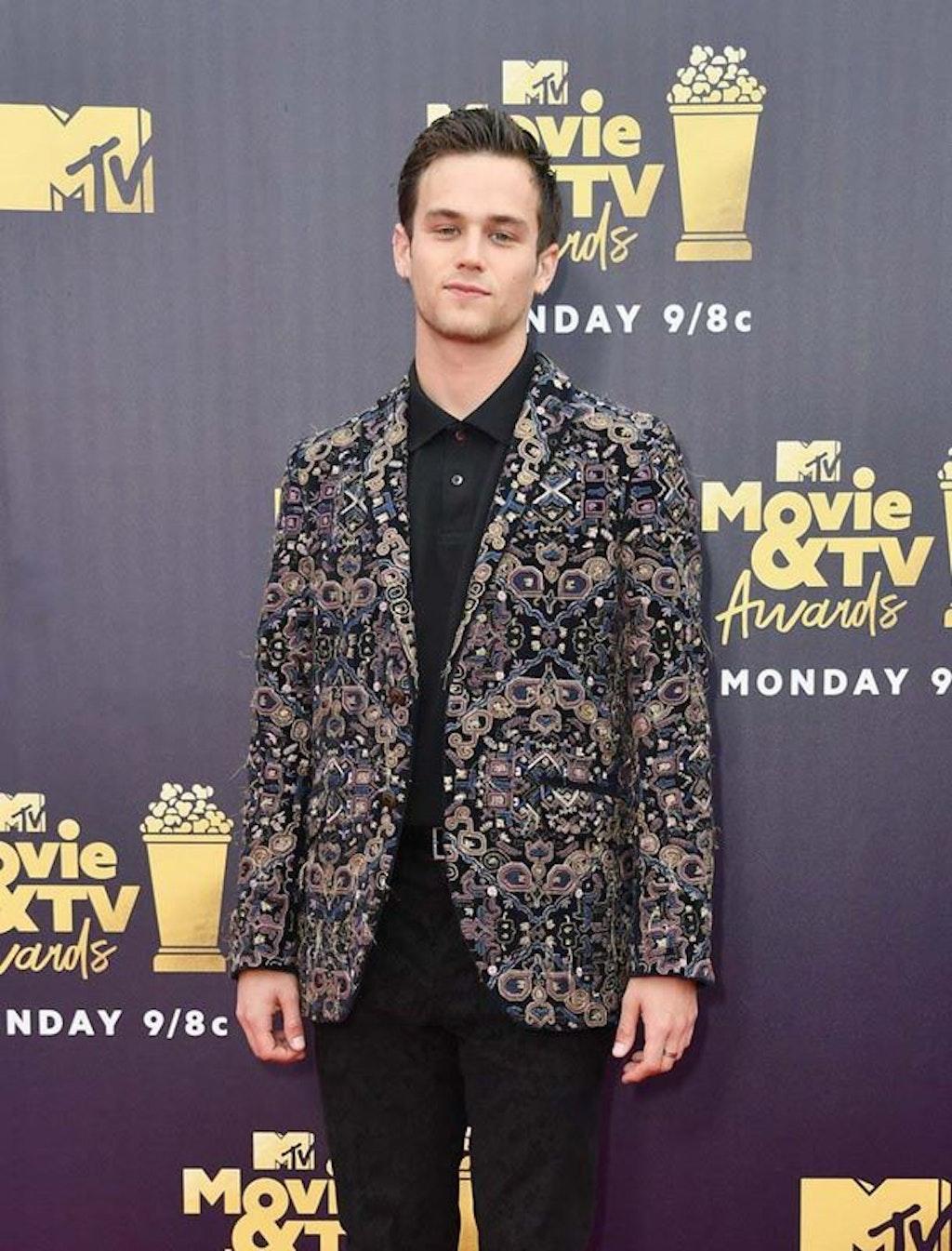 BRANDON FLYNN | MTV MOVIE AWARDS