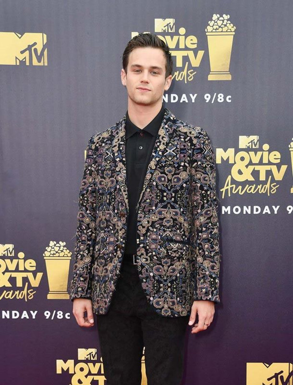 BRANDON FLYNN | MTV MOVIE AWARDS