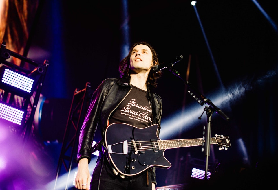 JAMES BAY X WORLD TOUR