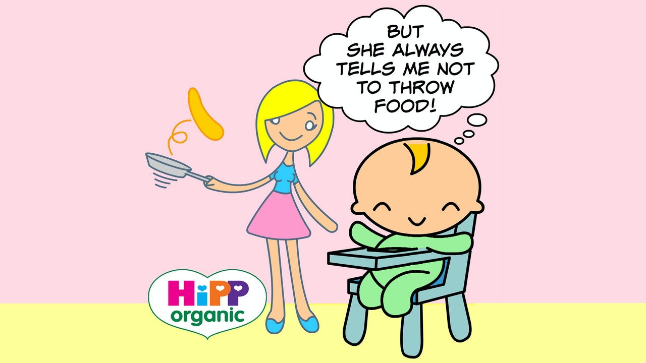 Hipp yogurt