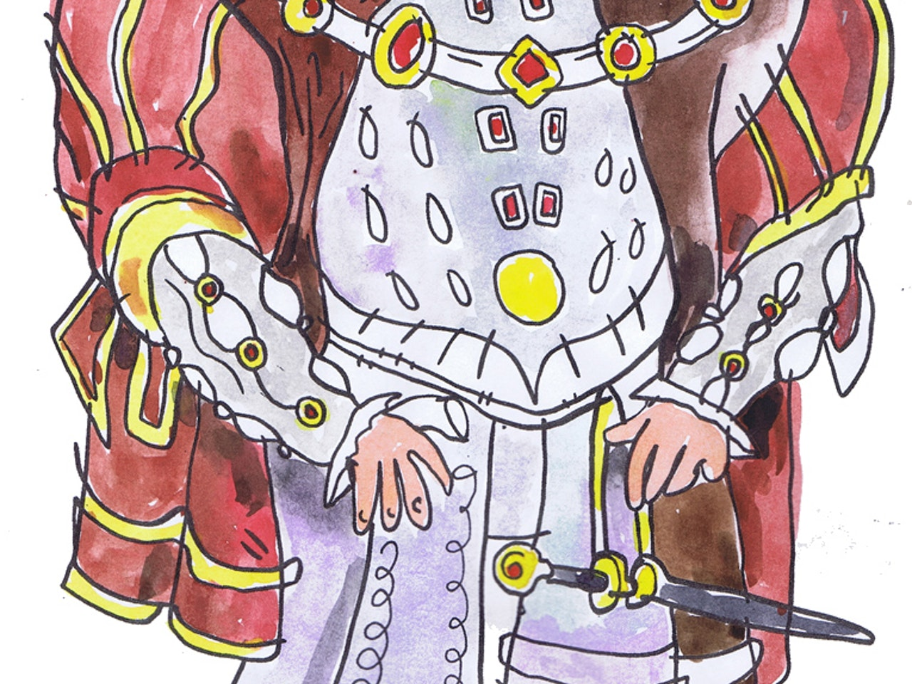 watercolour painting pen and ink coloured pencil Book cover childrens illustration animation funny  humorous comical colourful graphic novel comic strip cartoon comic book educational publishing historical history  royal regal court london monarch medieval jewels