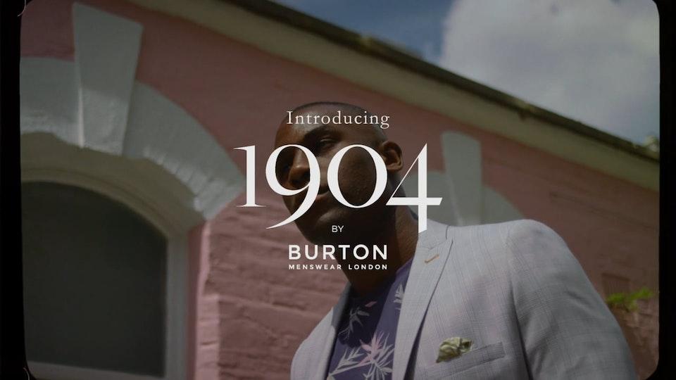 1904 BY BURTON
