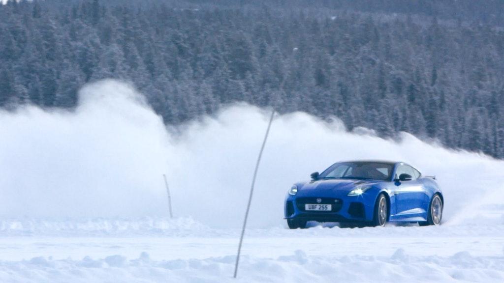 Jaguar - Geneva Motor Show Intro
