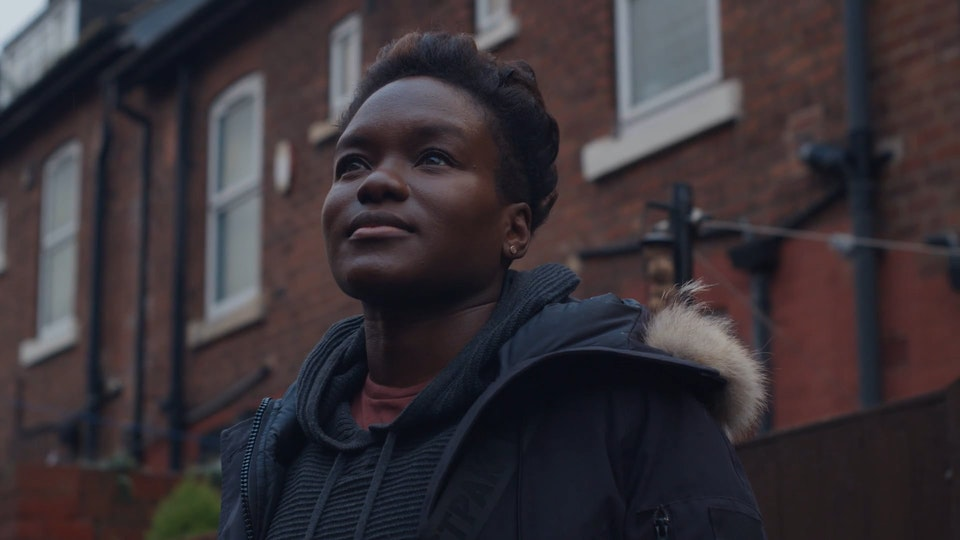 Eastpak x Nicola Adams