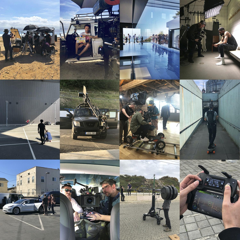 Production 2018 BTS