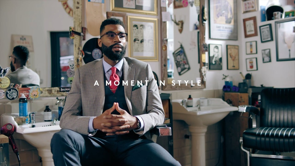 Jacamo - Mike Edwards | A Moment In Style