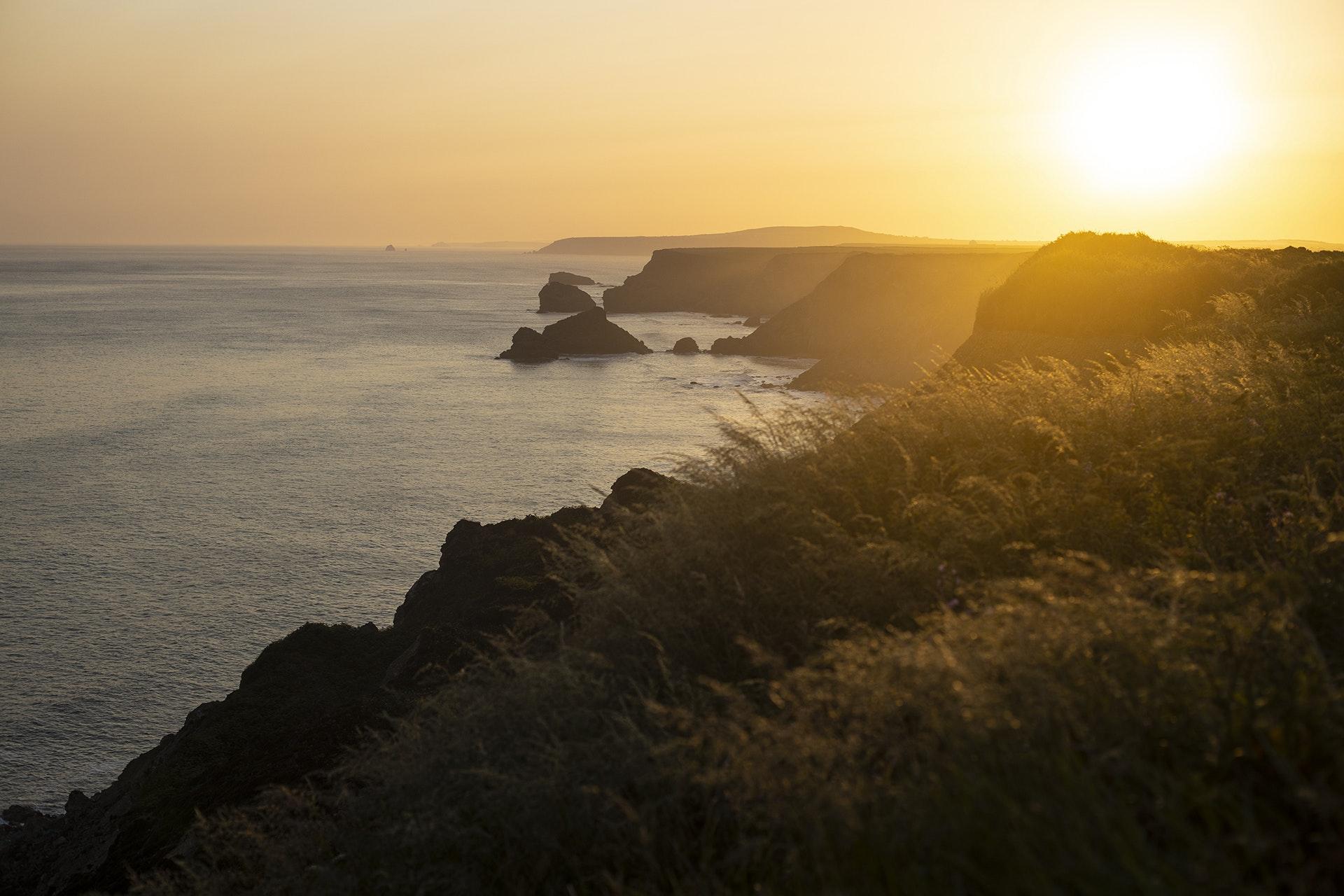 Cornwall Dawn
