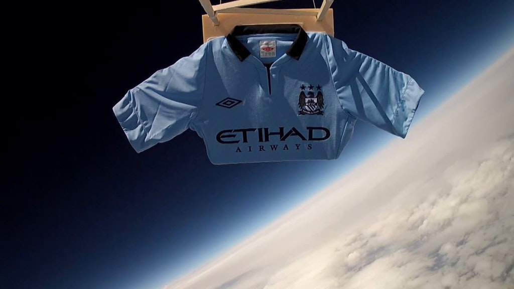 Umbro -Show Your City 'Space'