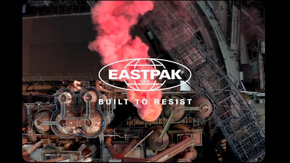 Eastpak x SpY