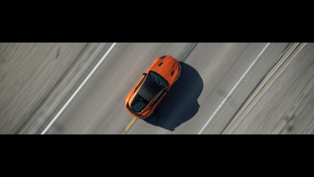 Jaguar - F-Type SVR | 200mph with Michelle Rodriguez
