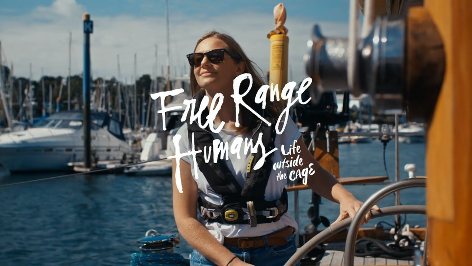 Corona Studios - Free Range Humans - Emily Penn