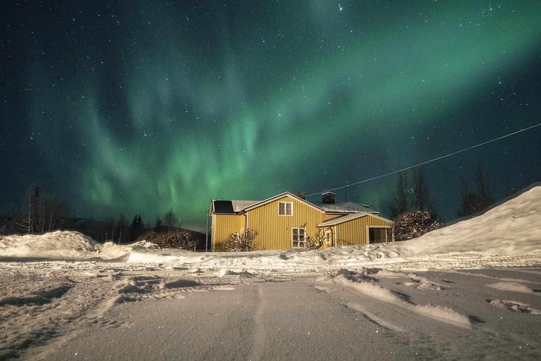 Arjeplog Northern Lights lo res