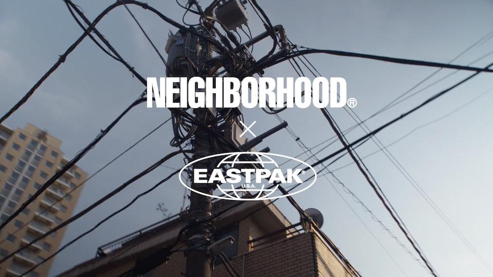 Eastpak x Neighborhood