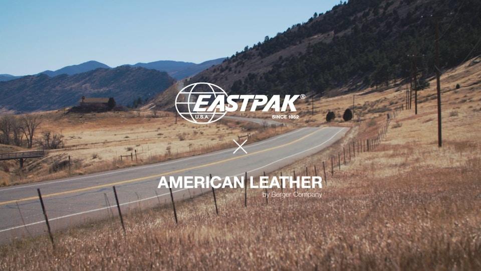 Eastpak - American Leather