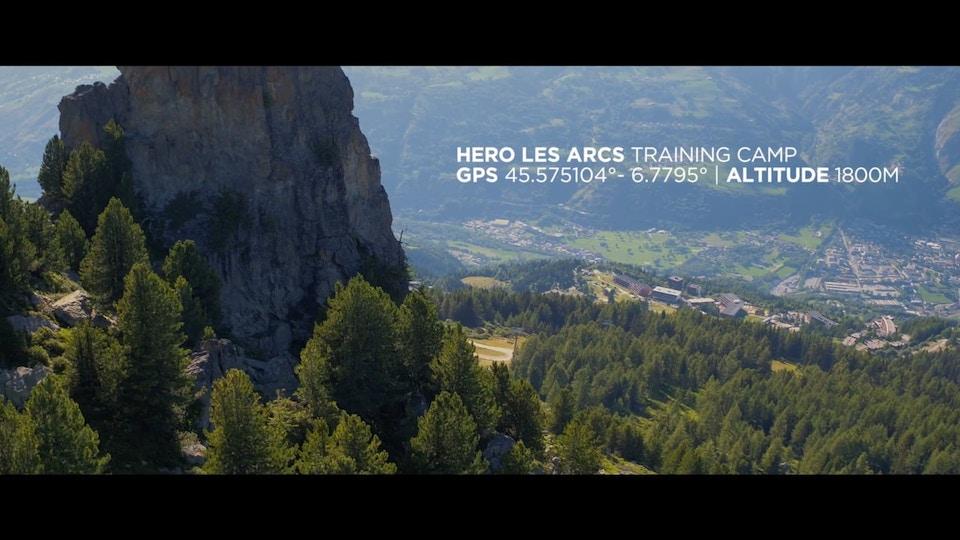 Les Arcs - Hero Training Camp