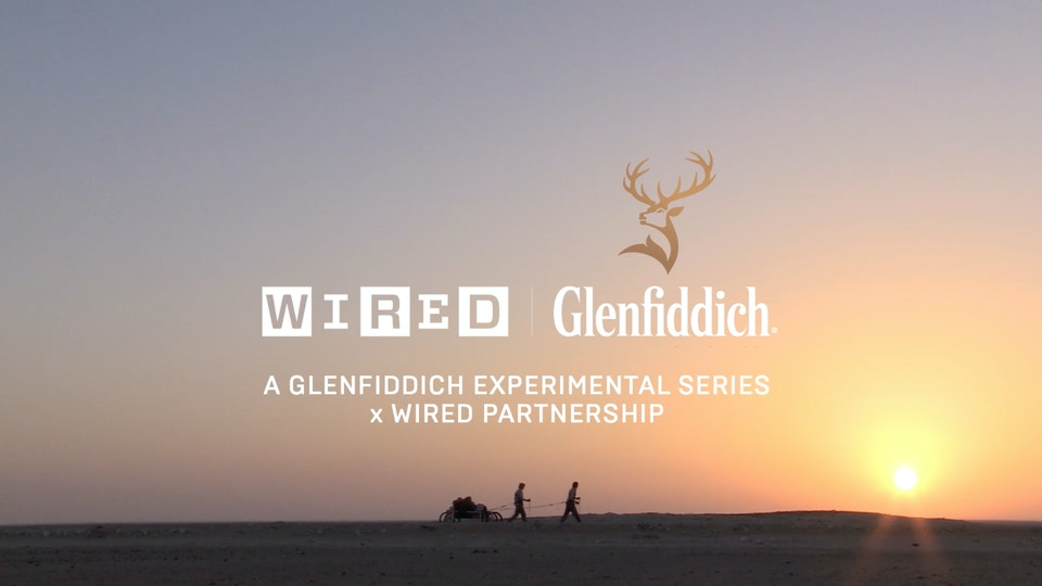 Wired Experimental Series - Alastair Humphreys