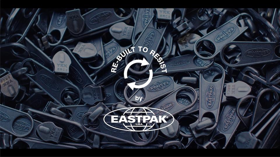 Eastpak Re-Built To Resist