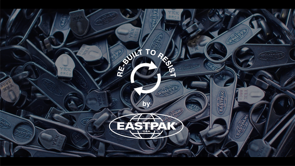 Eastpak Re-Built To Resist