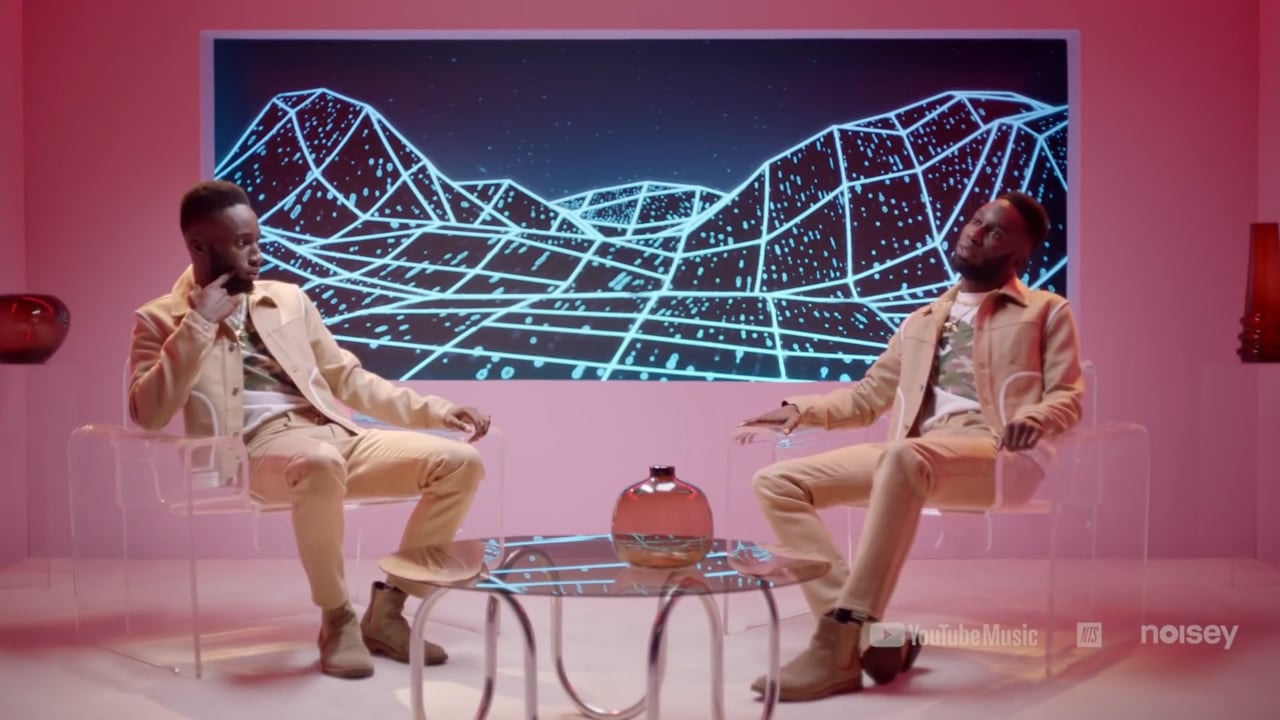 YOUTUBE MUSIC PRESENTS UNEARTHED BY KOJEY RADICAL WITH NTS AND NOISY