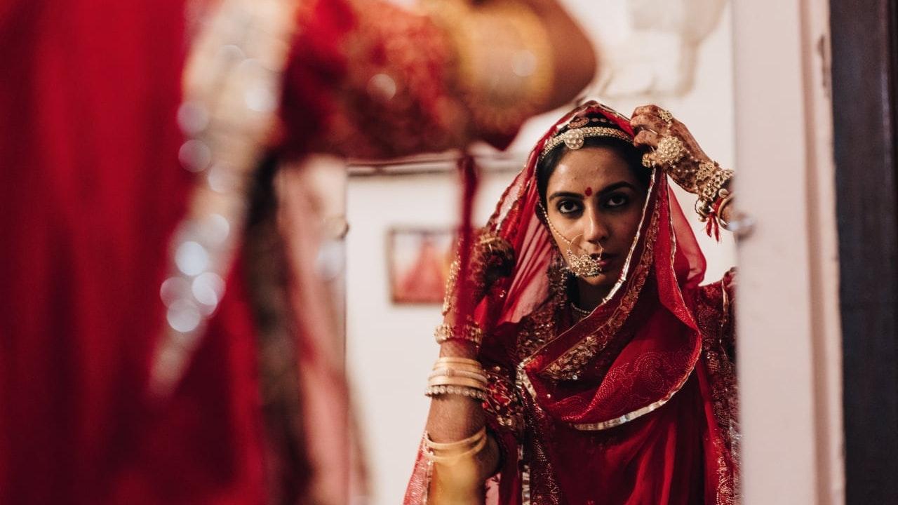 Four Weddings - Nikon & The Guardian