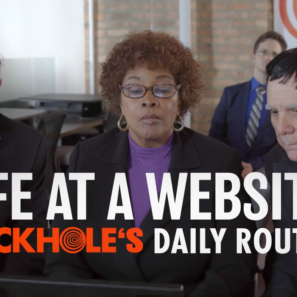 Abe Z. - Behind The Scenes At ClickHole