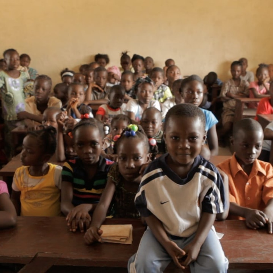 Abe Z. - ELCA   The End of Ebola in Liberia