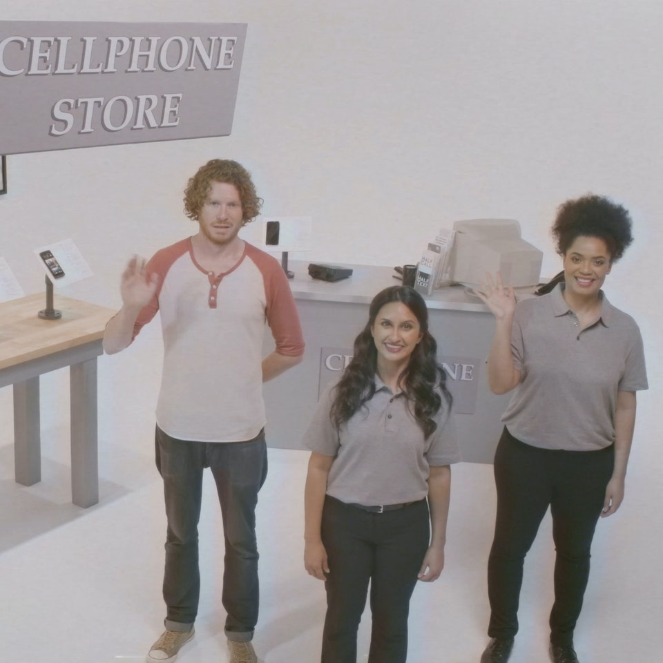 Abe Z. - VERIZON VISIBLE | Every Cell Phone Store's Training Video
